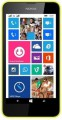 Nokia - Lumia 630 Single SIM (Bright Yellow)