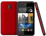 HTC -  Desire 210 Dual Sim D210h (Red)