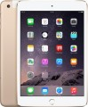 Apple -  iPad Mini 3 Wi-Fi + Cellular 128 GB Tablet (Gold )