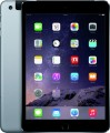Apple -  iPad Mini 3 Wi-Fi + Cellular 128 GB Tablet (Space )